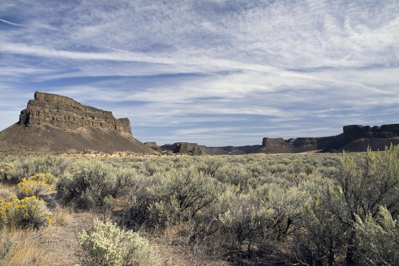 umatilla rock trail