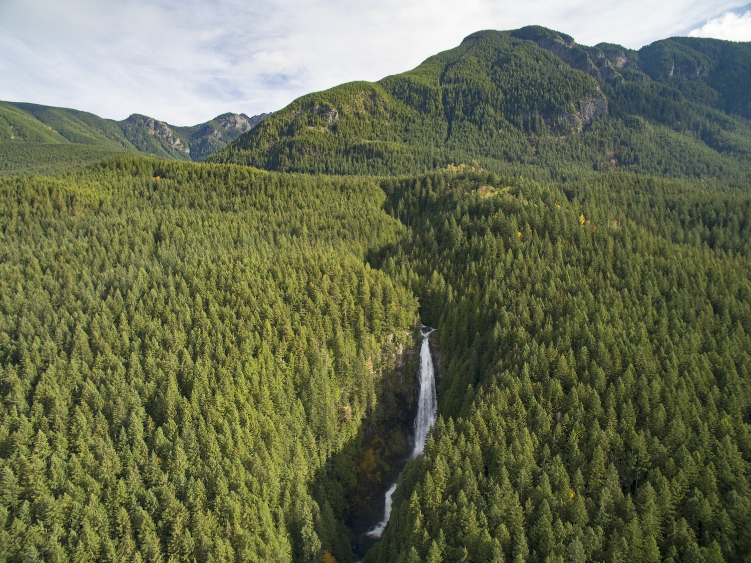 wallace falls trail