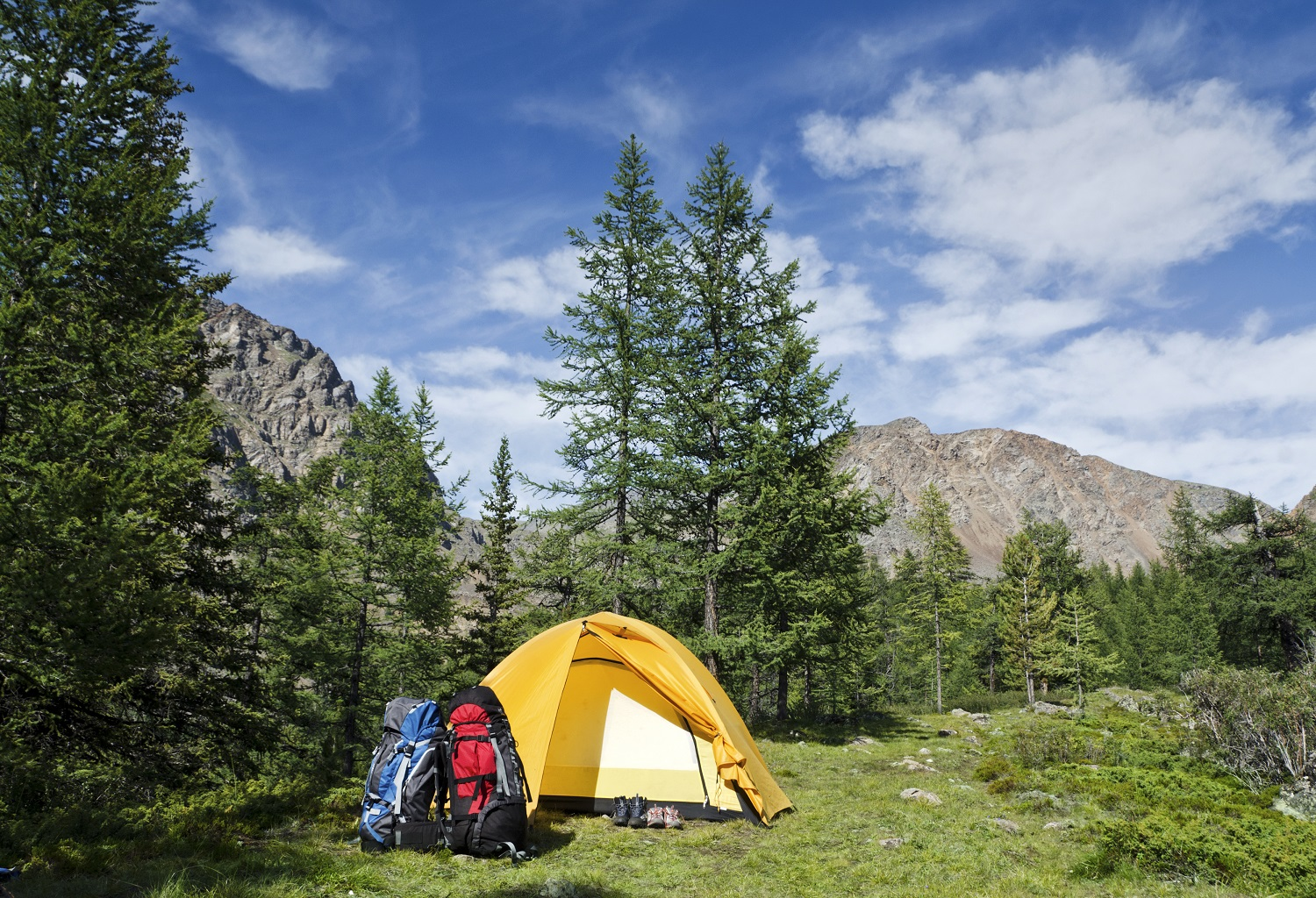best backpacking tents featured