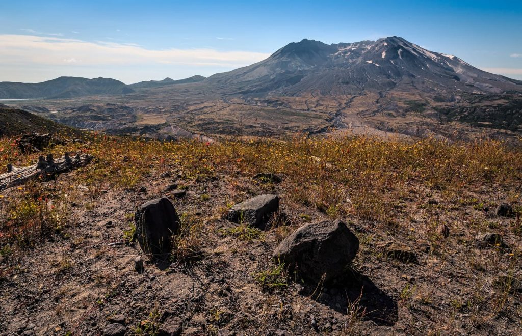 desolation peak trail 4