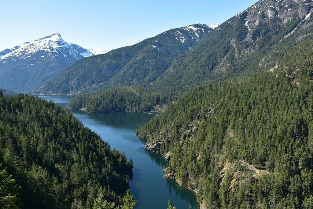 diablo lake trail