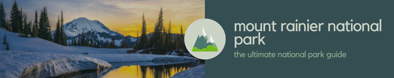 mount rainier national park featured